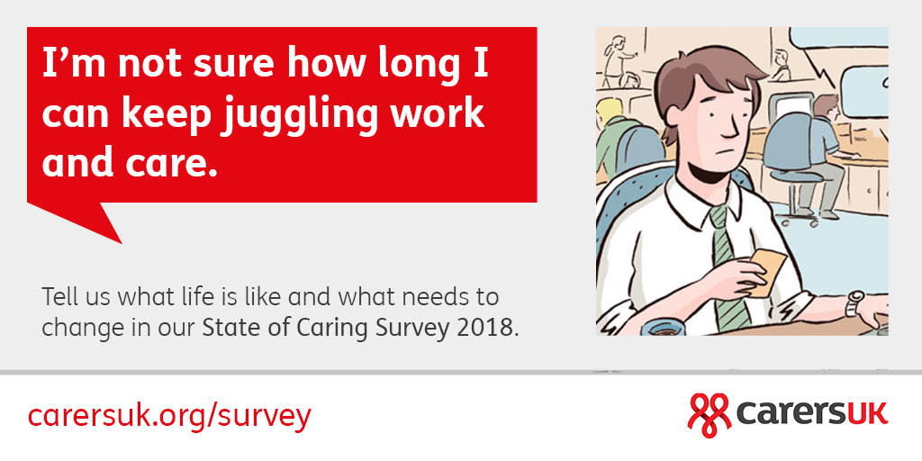 State of Caring Survey 2018